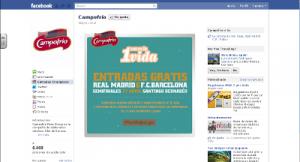 Fan Page Campofrio