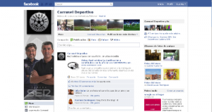 Fan Page Carrusel Deportivo