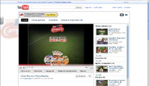 Canal de Campofrio en Youtube