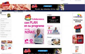Web de Campofrio