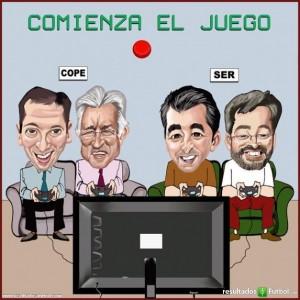Tiempo de juego vs Carrusel Deportivo