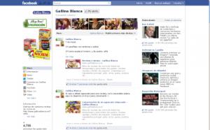 Fan Page de Gallina Blanca