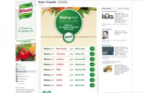 Fan Page Knorr España