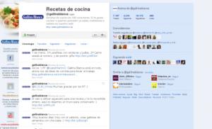Twitter Gallina Blanca