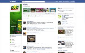 Fan Page de Mixta