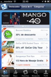 App Iphone Mango