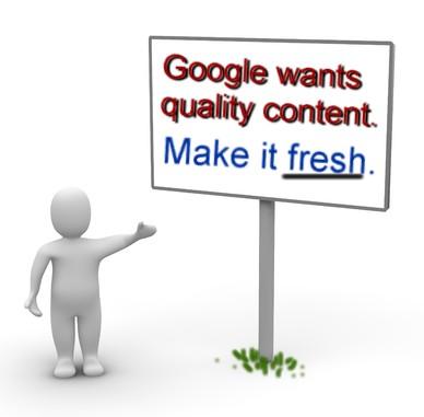 Calidad contenido web