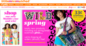 Web de Littlemissmatched