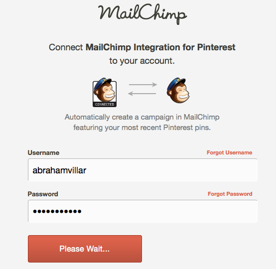 Datos Mail Chimp