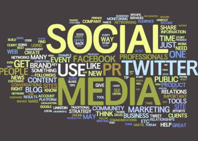 Social Media Estudio