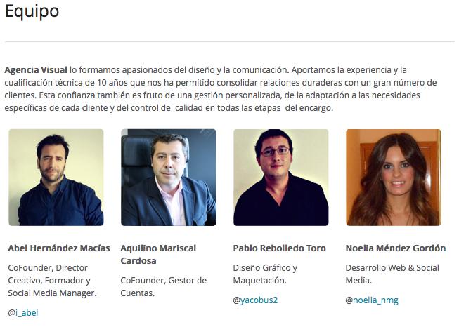 Agencia Visual en Badajoz