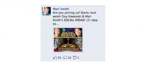 Anuncio patrocinado Mari Smith
