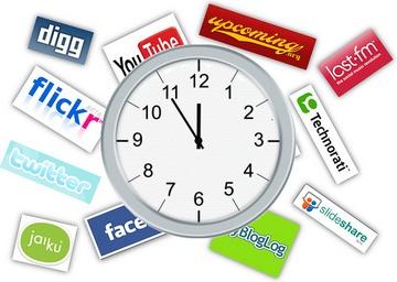 Redes Sociales tiempo no gratis
