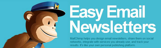 Mailchimp Landing