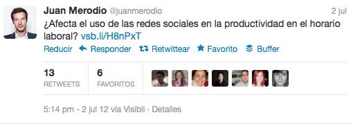 Juan Merodio Twitter