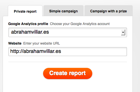 Google Analytics Brandfluencers