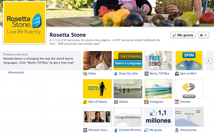 RosettaStonesFacebook