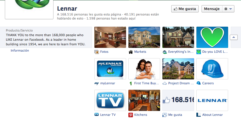 Lennar Fan Page
