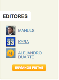 Editores blogs invitados