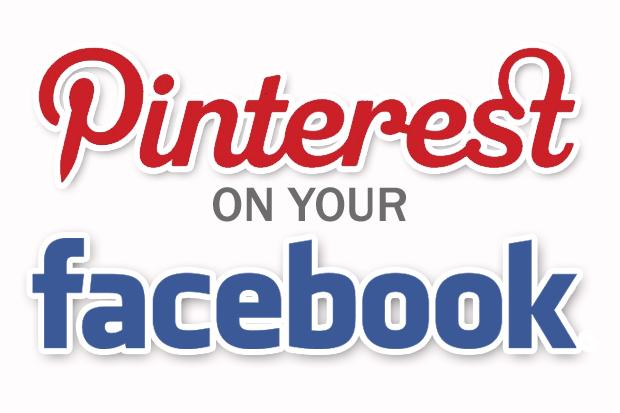 Integrar Pinterest en facebook