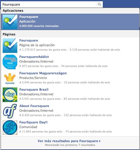Busqueda Influyentes Facebook