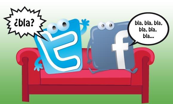 Interactuar en redes sociales