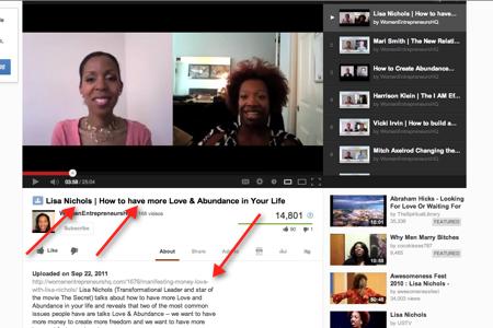 Optimizar videos youtube