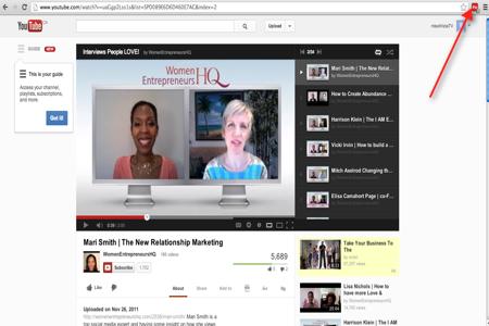 Shareholic Pinterest Chrome
