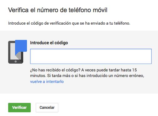 Paso III URL unica Google Plus