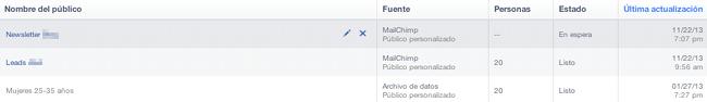 Mailchimp_Listas_Facebook