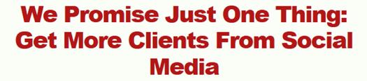 Headline Landing Page