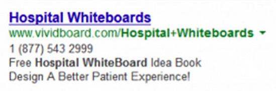 Vivid Board Libro Blanco