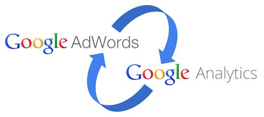 Informes de Analytics para Adwords